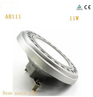 AC/DC 12V  AR111 LED spotlights 11W, G53, 120 degrees beam angle led  spot