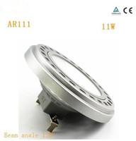 AC/DC 12V  AR111 LED spotlights 11W, G53, 120 degrees beam angle led  spot