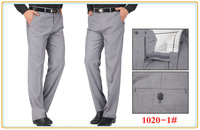 Hot Sale Brand Men's Formal Suit Pants Fashion Business Dress Trousers