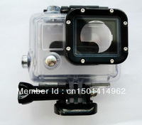 Underwater Waterproof Housing For Gopro Hero3 ,35M Waterproof Protective Case For Diving Free Shipping