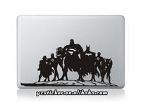 Free Shipping The Avengers Sticker for MacBook Sticker Laptop Sticker