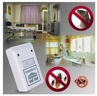 Free DHL Shipping 100pcs/lot Electronic Riddex Pest Control Pest Repelling Aid Pest Killer As Seen On TV 110V/220V
