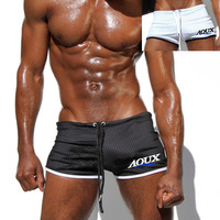 sexy underwear Aqux sexy low-waist male mesh lounge pants breathable aro pants comfortable pajama pants quick-drying