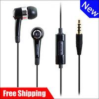FreeShipping NEW Original EHS44ASSBE Headsets Headphones For Samsung I9000 I9001 I9003 I9100 I9220 I9300 I8000 I8510