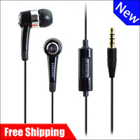 FreeShipping NEW Original EHS44ASSBE Headsets Headphones For Samsung I9000 I9001 I9003 I9100 I9220 I9300 I8000 I8510
