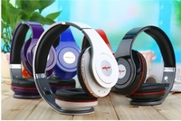 Stereo wireless headset computer headset tide card headset wireless headphone free shipping mp3 player music