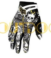 Hottling New Sport Cycling Bike Bicycle Racing Motorcycle Antiskid GEL Full Finger Silicone Gloves Pair Size M, L, XL