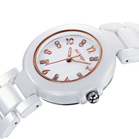Aesop watch ceramic fashion quartz watch table waterproof women's watch fashion ladies' watches