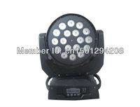 New Hot Stage lights/LED Lighting/18pcs 12W Edison 4-in - LED moving head light ES-B009