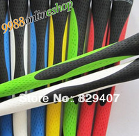 Wholesale 2013 New D2 Rubber Golf clubs Grip 50pcs/lot Can mix color 50pcs ,White.blue.Yellow.Red.4Color Free Shipping