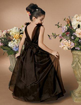 Black child formal dress princess dress piano formal dress back deep v neck d2(China (Mainland))