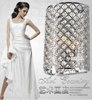 2014 Modern Crystal LED Wall Lamp with 3 Year Warranty, Free Shipping  (WLLD-4151)