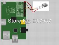 Using an IR Remote with a Raspberry Pi Media Center,1 IR sensor + 1pcs Mini Remote Control+40pcs Female/Female Jumper Wires