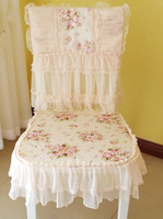 lace dining chair table cloth chair covers cushion chair cushion home decoration wedding Celebration Party Supplies