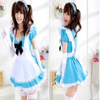 Halloween Cosplay maid costume