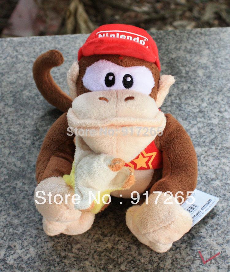 Monkey Banana Game Soft Monkey With Banana