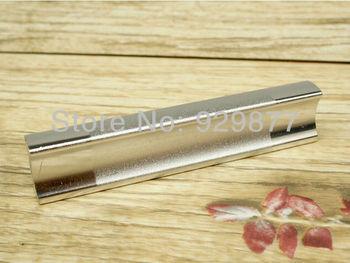 10 pieces/lot   door handle high quality 64mm door pull handle aluminum door lock handle