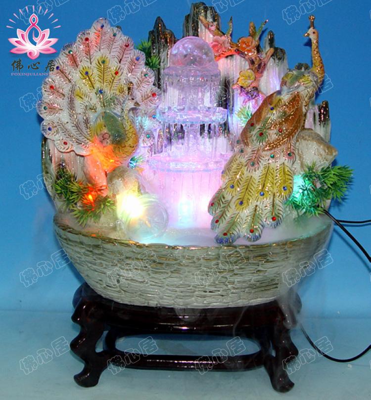 Nova chegada de cerâmica de fonte decorativa atacadista(China (Mainland))