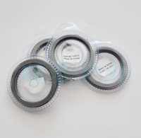 Wholesale!Fishing Leader line Fishing Wire Trace 304 Stainless Steel  1*7 80Lb Coated With Plastic