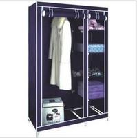 Cloth net wardrobe simple wardrobe reinforced simple wardrobe simple wardrobe