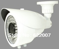 Free Shipping 2013  Full HD SDI  CCTV camera outdoor 1080p Sony CCD 72 LED 50m 2MegaPixel ICR 2.8-12mm lens with bracket