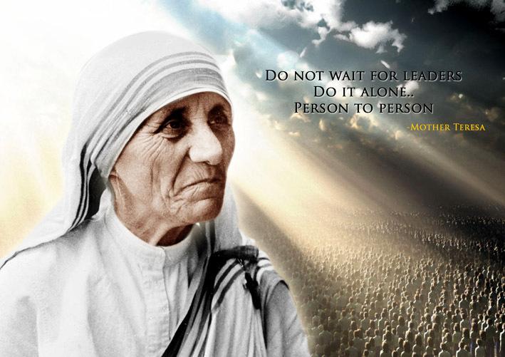 Mother Teresa Nobel Prize Winner Prize Winner Promotion...