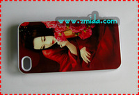 Fshionable sublimation heat transfer phone case protective cell phone case