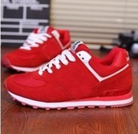 2013 Free shipping the new man and woman leisure sports shoes athletic running shoes size eu39-44