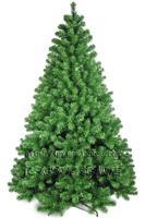 Luxury christmas tree 210cm 1.8 meters green 1.5 lamp christmas tree led lighting