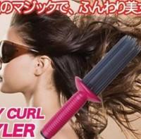 B022 air style roll hair sticks  Free shipping)
