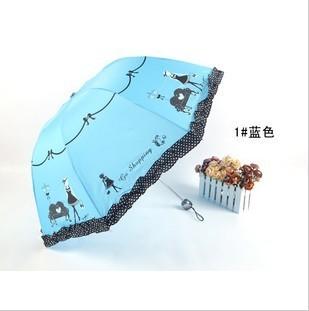 Apollo umbrella ultra-light anti-uv umbrella structurein ultra-light folding umbrellas princess umbrella