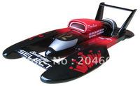 EMS Free Shipping Brushless EP Large Boats 2.4G R/C Boatcatamaran  Hydro Formula 1200BP(Bud Select)-RTR(Pistol Transmitter) toys