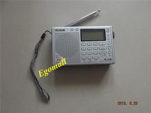 High quality TECSUN PL310 FM / MW/LW /SW DSP WORLD BAND RADIO PL-310 Free shipping H104