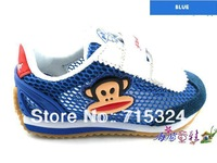 New Arrival child  sneakers /casual shoes boy/ girls shoes breathable shoes with Blue Colour  Size21-37