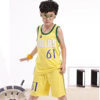 Child boy summer sportswear navy blue yellow 8 9 10 11 12 13 14 15 16