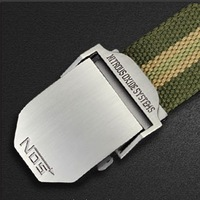 2013 Free shipping 22 differents colors Canvas belt casual canvas belt for jeans N05 NITROUS OXIDE SYSTEMS