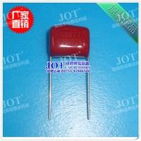 Cbb capacitor 330nf 0.33uf 630v metal film capacitors polypropylene capacitors