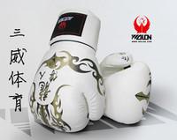 Boxing gloves dragon wulong sanda glove fighting gloves