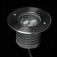 Free Shipping wholesale DC 24v  6W  aluminum LED   undergound lamps