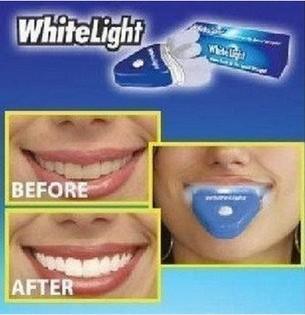 free shipping whitelight White Light Whitener Teeth Whitening whitelight System wholesale 1sets/lot AS SEEN ON TV