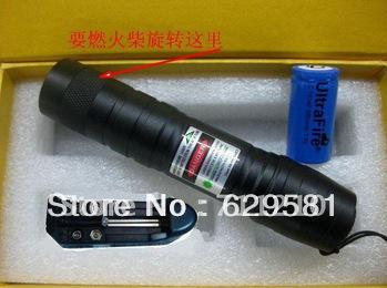 oklaser5pcs 1000mw/1w green laser pointers focusable lasers torch burn black matches/broke ballone+FREE SHIPPING(China (Mainland))