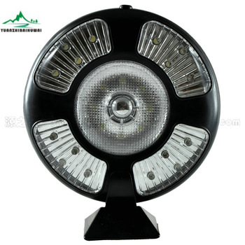 Free shipping Ourdoor  Super bright camping light Camping equipment light 16 8led tent light yyd004