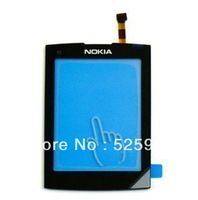 100% original new wholesale price touch screen digitizer panel for nokia x3 x3-02 free shipping