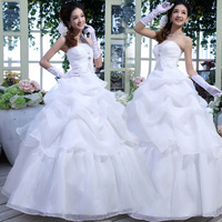 Free Shipping 2013 wedding princess    dress formal dress lace
