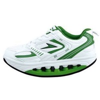 free shipping 2013 weight loss body shaping beauty care running training high air shoes for women swing