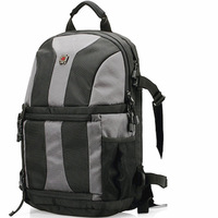 free shipping Slr camera bag backpack professional camera bag travel bag laptop bag travel backpack