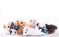 30pcs/lot new desigers play dog Dust Plug,sweet dog Dust plug for iPhone 5 mobile phone with retail box free shipping