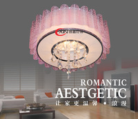 K9 Crystal bedroom lamp romantic ceiling light modern brief lamps fashion book lighting living room lights