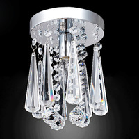 Entrance lights balcony lamp aisle lights corridor lights small crystal ceiling light small lamp stair lamp lamps