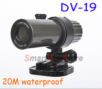 New HD 1920x1080 Waterproof 5MP Digital Camera Sports DVR DV19 Action Video Recorder HDMI free shipping